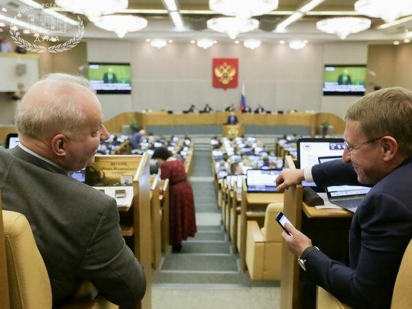 Госдума сразу в 3-х чтениях приняла закон о докапитализации банков