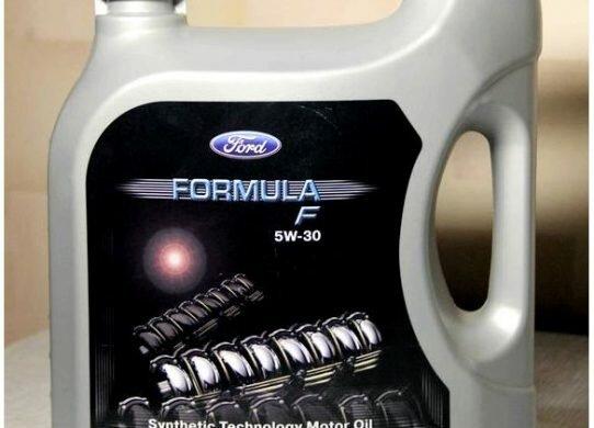 Выбор правильного моторного масла Ford